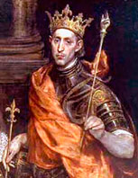 In Louis IX of France were united the qualities of a just and upright...